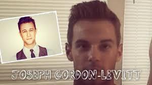 joseph gordon levitt gq magazine hairstyle hdstyles youtube
