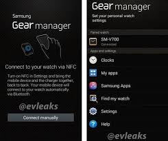 samsung gear manager apk galaxy gear smartwatch more info prior to samsung s big reveal