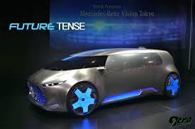future mercedes benz cars mercedes vision tokyo future tense 9tro