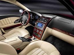 Maserati Quattroporte 2005 Interior Spider Cars