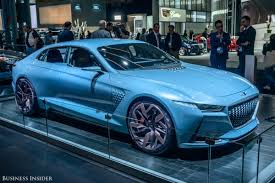 bmw future car genesis ny concept future bmw rival business insider