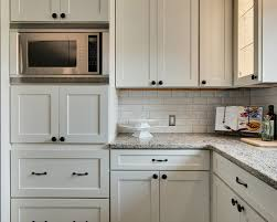 Captivating White Shaker Kitchen Cabinets Dark Wood Floors - Shaker white kitchen cabinets