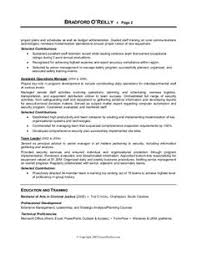 Military To Civilian Resume Template Military Resume Resume Pinterest Sample Resume Military And