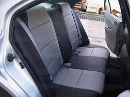 seat covers ford fusion ford fusion 2006 2009 leather like custom seat cover ebay
