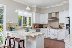 how to install peninsula kitchen cabinets should i add a peninsula to my kitchen the s