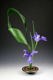 ikebana vase kenzans and ikebana vases by asheville nc potter kathie