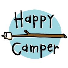 happy camper temporary tattoos camping s u0027mores set