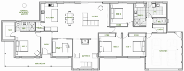 most efficient floor plans energy efficient homes floor plans lovely efficient house plans new