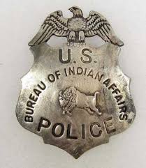 us bureau of indian affairs 5 bureau of indian affairs u s badge