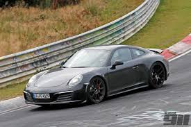 new porsche 2018 2018 porsche 911 could use new shared chassis total 911