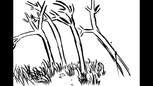 forest sketch youtube