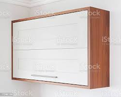wall hung kitchen cabinets wall mounted kitchen cabinet stock photo image now