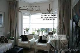 living room window treatment ideas bow window treatment ideas living room parkapp info