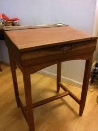 petit bureau ecolier bureau ecolier bois pupitre accolier en bois vintage petit bureau