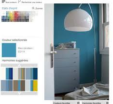 simulation couleur chambre simulateur pour association de couleur peinture et couleur déco
