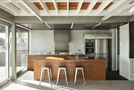 cuisine bois design cuisine design bois trendy banc de cuisine design vieuxbois