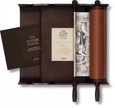 the esther scroll limited edition taschen books