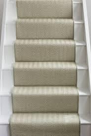 Sisal Stair Runner by Carpet For Basement Stairs