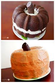 halloween cakes recipe truebluemeandyou halloween u0026 cosplay diys u2022 diy pumpkin shaped