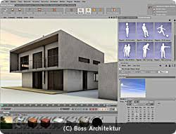 cinema 4d architektur nurbsfactor softwares c4d edition bundles