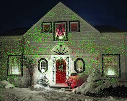 How To Make Christmas Light by How To Make Outdoor Laser Christmas Lights U2014 All Home Design Ideas