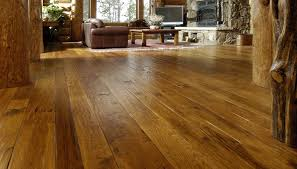 distressed hardwood flooring home robinson house decor
