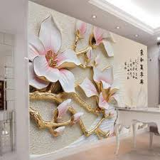 buddha 3d wallpaper at rs 50 square feet 3d wallpaper id