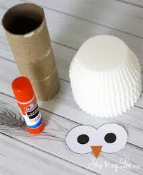 owl ornament tutorial u create