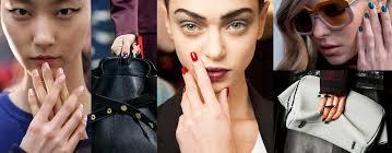 spring nail colors 2015 20 nail polish trends vogue