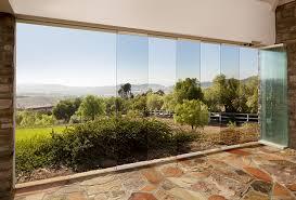 frameless glass exterior doors external glass walls 7922