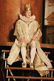 king richard how did they seat a king in richard ii blogging shakespeare
