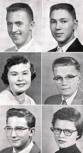 hobbs high school yearbook 1949 hairdos in the yearbook of topeka high school in topeka