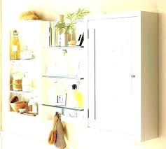 narrow bathroom wall cabinet shallow wall shelf wall cabinet hanging storage cabinets over the