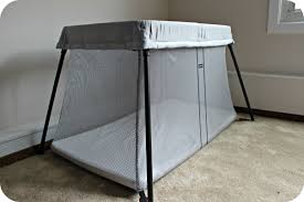 baby bjorn travel crib light babybjörn travel light crib makes traveling comfortable and stylish