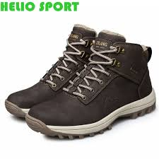 s winter hiking boots size 12 outdoor casual sport winter hiking shoes trekking climbing