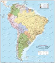 Central South America Map by Central Americas Violent Northern Triangle Council On Foreign