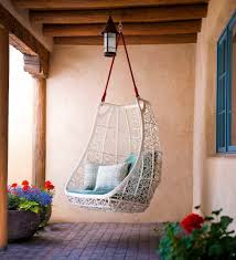 Lounge Chairs Patio by Beach Style Outdoor Hanging Lounge Chairs Deck Midcentury With