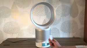 dyson air purifier fan review dyson pure cool link review youtube