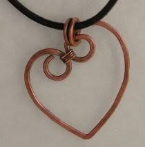 How To Make Jewelry Out Of Wire - 54 simple wire jewelry making tutorials allfreejewelrymaking com