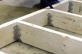 Bed Platform With Drawers Coastal Chic Diy Bed Platform With Storage