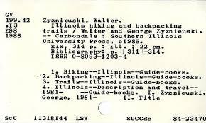 the quaquaversal cataloger revisiting the card catalog the end