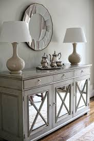 white buffet with wine rack tags cool dining room credenza
