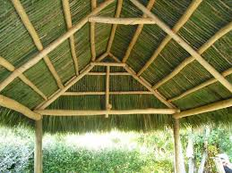 Tiki Hut Paradise Bamboo Landscapes Tiki Hut Gallery South East Florida Landscaping