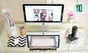 red office desk accessories amazing cute office desk ideas best 25 chic office decor ideas on