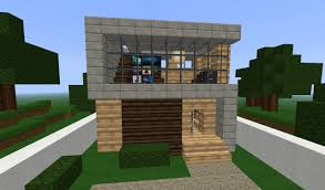 minecraft house ideas simple
