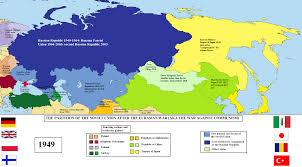 russia map before partition the soviet partitions by quantumbranching on deviantart