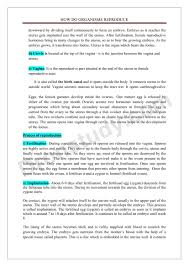 chapter notes how do organisms reproduce class 10 science