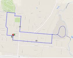 Logan Ohio Map by Thanksgiving Day 5k Run Walk In Memory Of Loryn Cassady