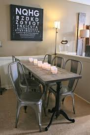 long narrow rustic dining table absolutely ideas narrow rustic dining table very leaf long dining