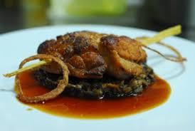 cuisiner le ris de veau recette de chef à chef ris de veau duxelle de chignons parfum
